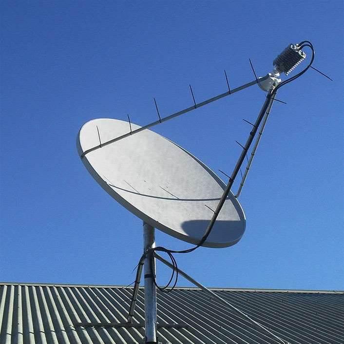 <h2>Photos: Inside an NBN satellite installation</h2>
