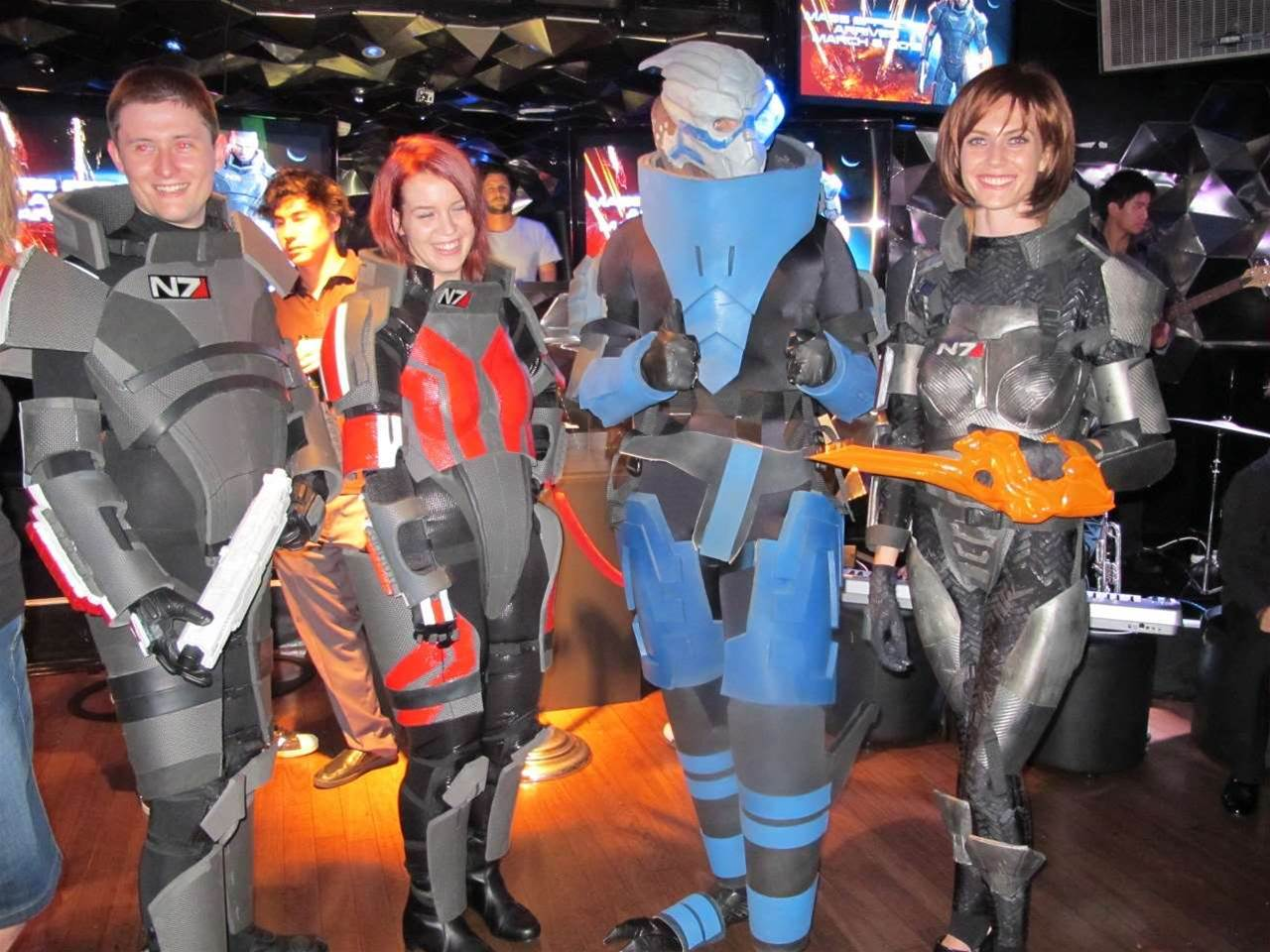 <h2>In Pictures: Mass Effect 3 Launch Party</h2>The final chapter in the Mass Effect RPG trilogy will be hitting PC, PlayStation 3 and Xbox 360 in less than a fortnight. We attended the Australian launch event to get some hands-on time with the game. Check out the rest of the gallery.