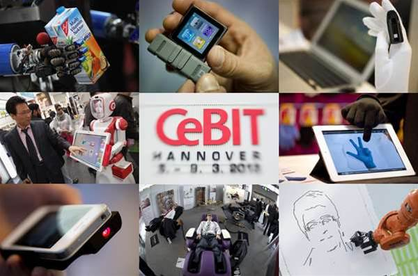 "<h2>In Pictures: CeBit 2012</h2> Big tech shows are the kind of place where suited managers mingle with grown men dressed as Logan's-run inspired robots, and people gawp at what might be the next Segway and ignore the voice inside their head saying it looks ridiculous. No one bats an eyelid. The tech is fascinating, and the whole experience is sometimes a little unnerving.<br><br>  This week sees the opening of the big one - more than 4,000 are exhibiting at CeBIT, an event in Hannover, Germany that bills itself as the biggest ""trade fair"" for IT and telecommunications. And like <b><a href=""http://www.pcauthority.com.au/Gallery/286959,in-pictures-the-ces-showroom-floor-2012-part-1.aspx/1 "" target=""_blank"">CES in Las Vegas</a></b>, the show halls are filled with an assortment of research prototypes and new products.<br><br>  This gallery highlights some of the more interesting products on the show floor. Click the next button to continue.<br><br>  <i>Click photos to enlarge.<i/>"