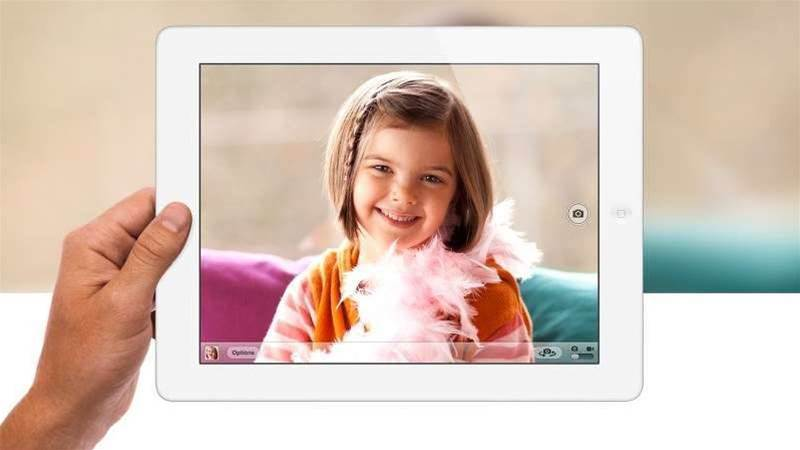 <h2>In Pictures: Apple iPad 3</h2>The new HD display is the main star of the new iPad. It boasts a total of 3.1 million pixels at 264ppi, with a 44 per cent increase in colour saturation.