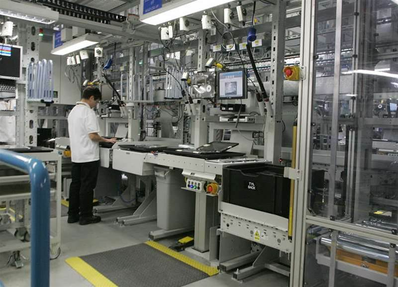 The Facility: Photos inside high-tech factories