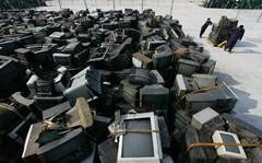 In pictures: e-waste recycling plants