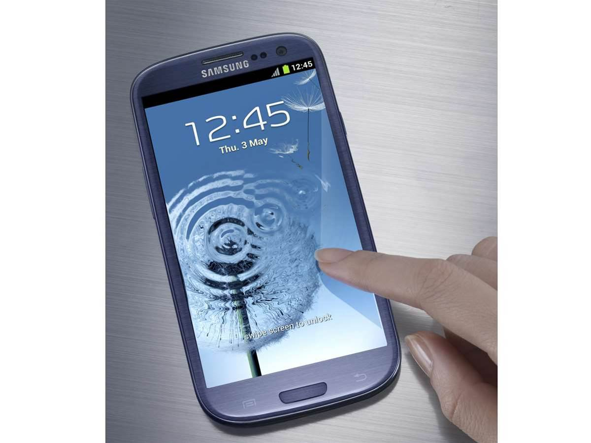 In Pictures: Samsung Galaxy S the 3rd