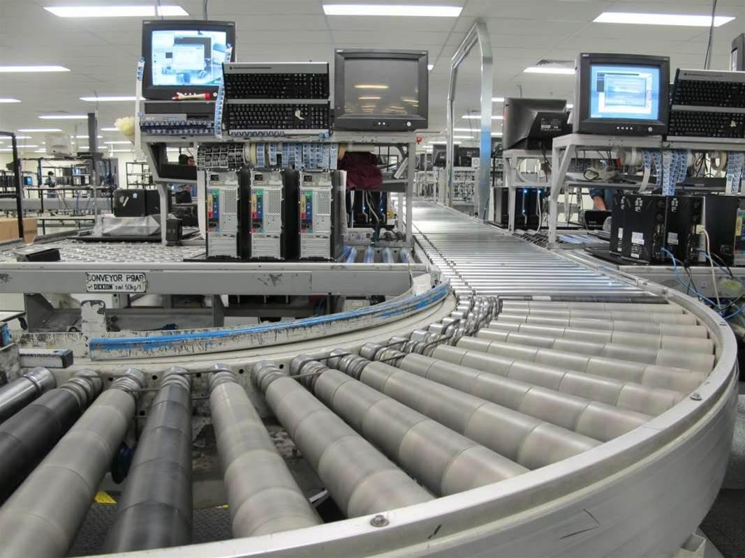 Inside Acer's Australian computer facility