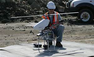 Photos: Drones in Australia's mines