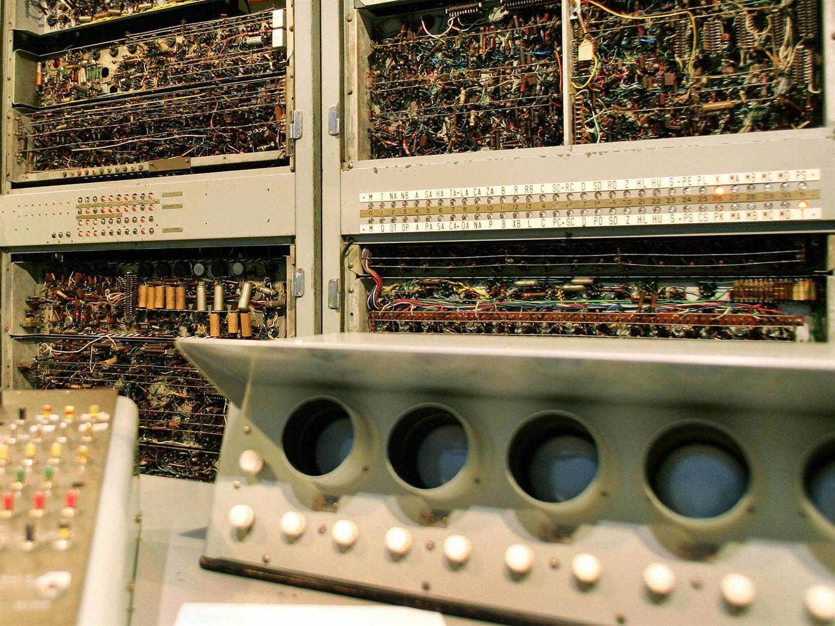 In Pictures: CSIRAC - Australia's first digital computer