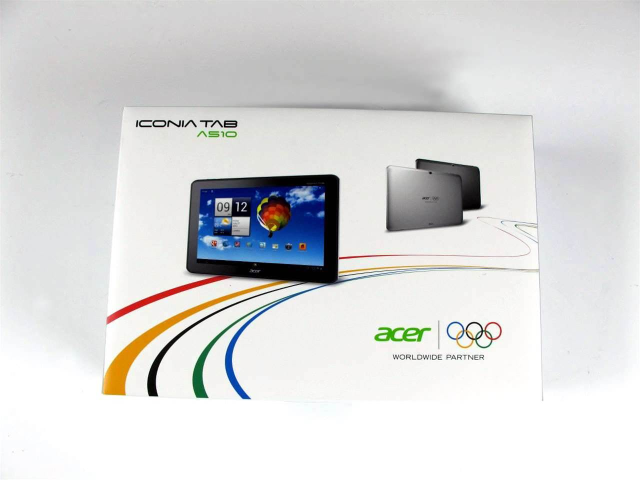 Unboxed: Acer Iconia Tab A510