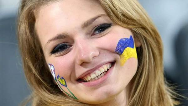England v Ukraine Action