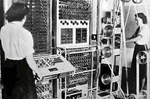 Timeline: Supercomputing
