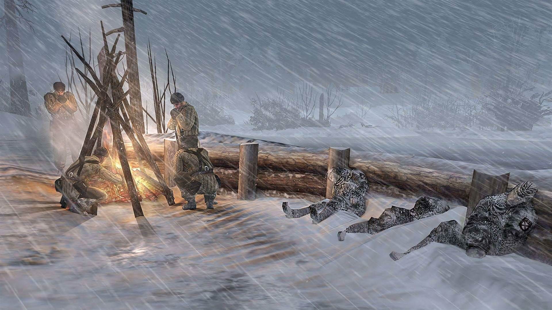 New Company of Heroes 2 screens
