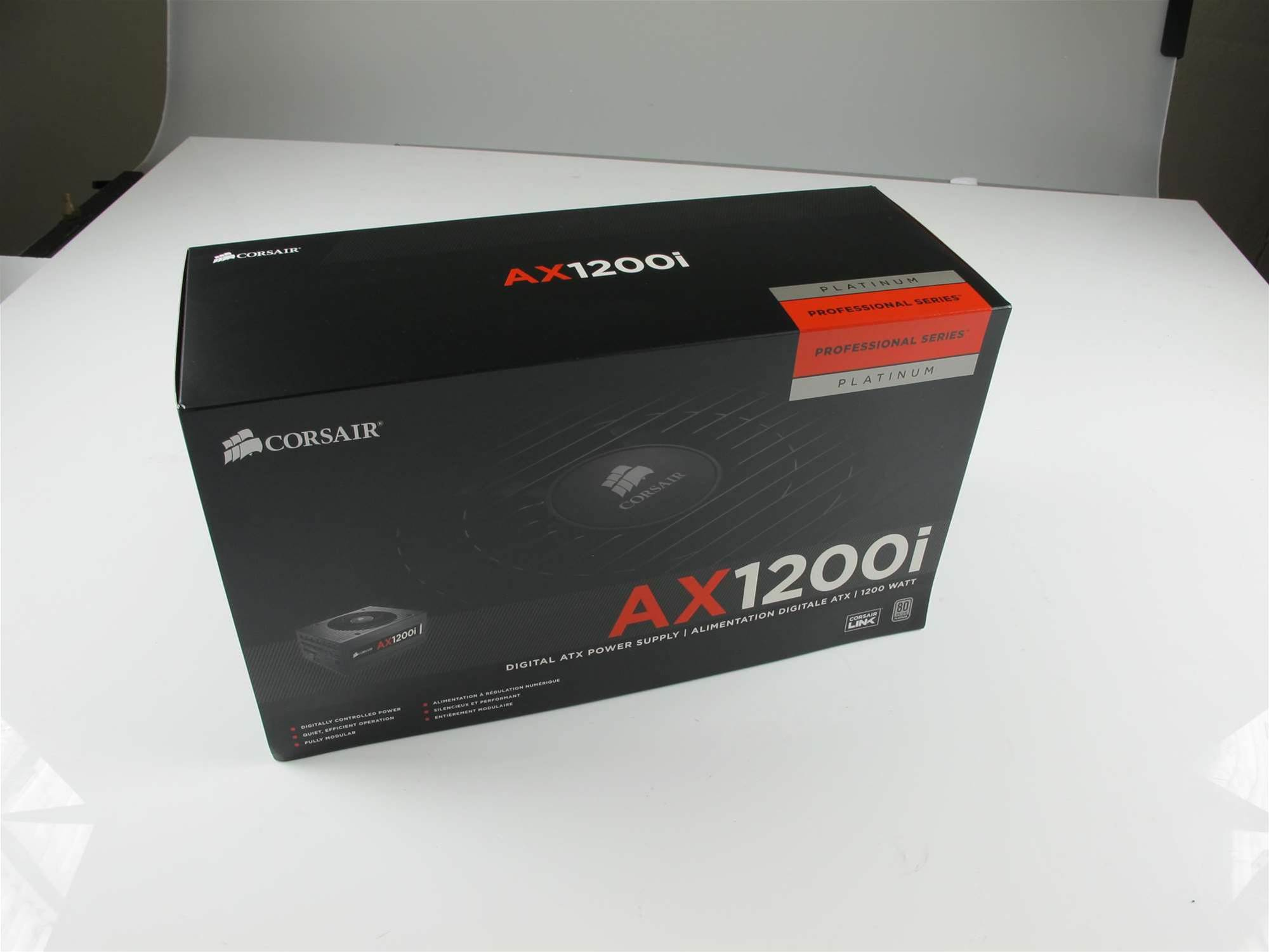 Corsair AX1200i PSU Gallery