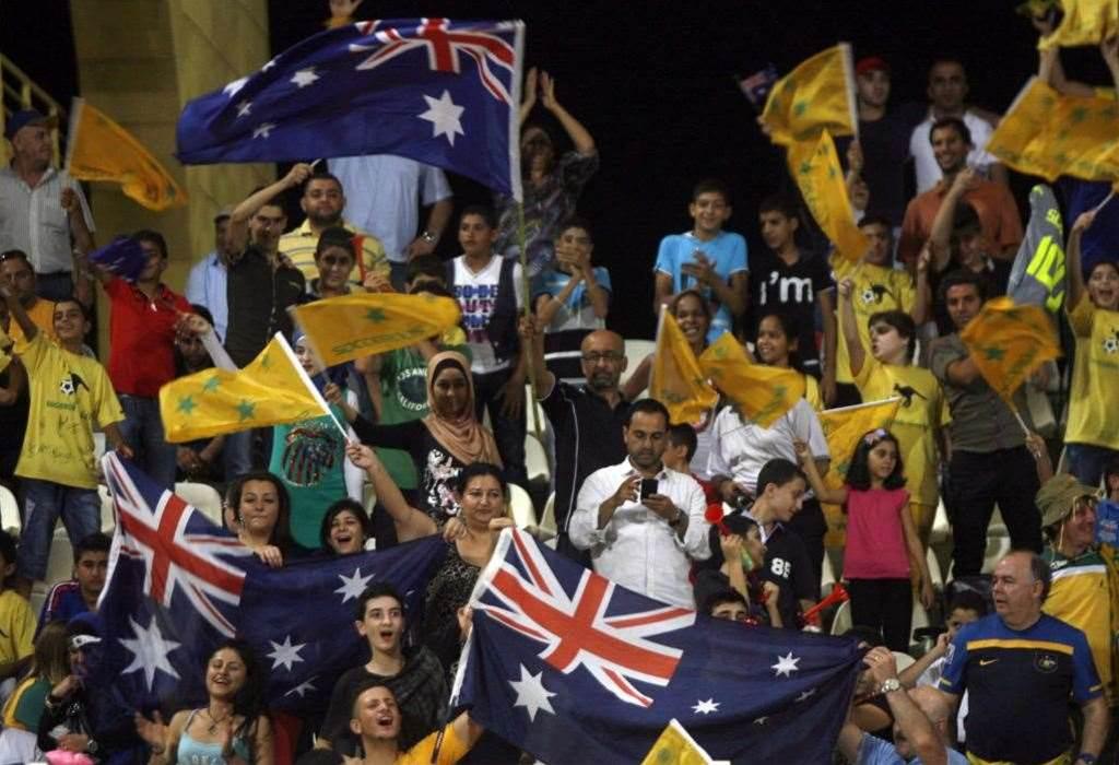 Lebanon v Australia Pics