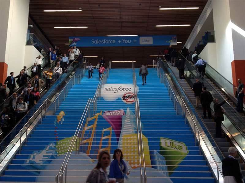 In pictures: Dreamforce 2012
