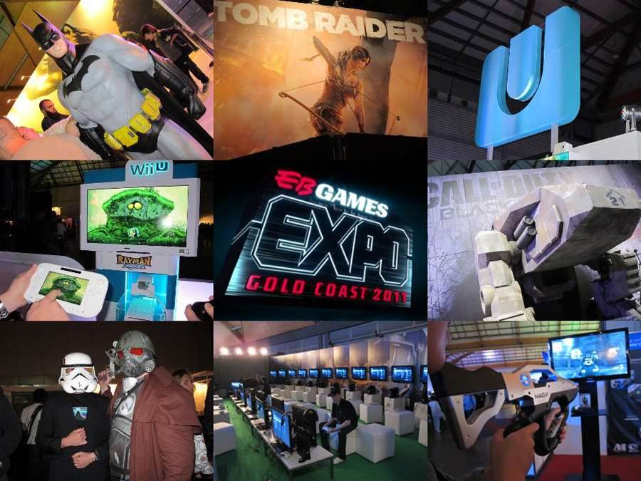 In Pictures: EB Games Expo 2012