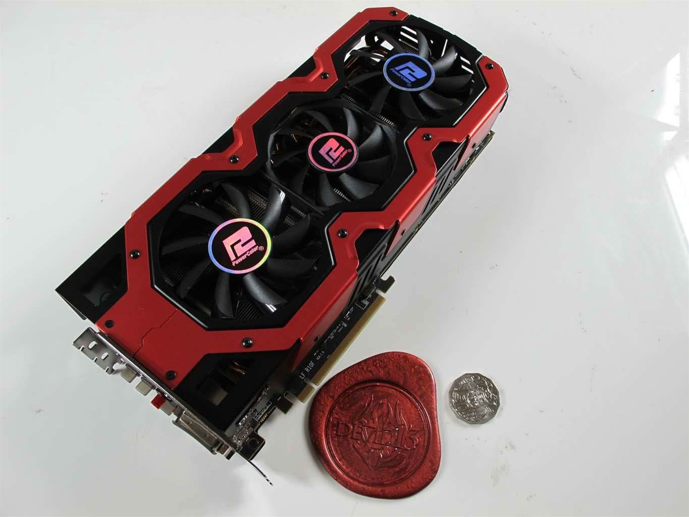 In Pictures: PowerColor DEVIL13 HD7990 6GB GDDR5