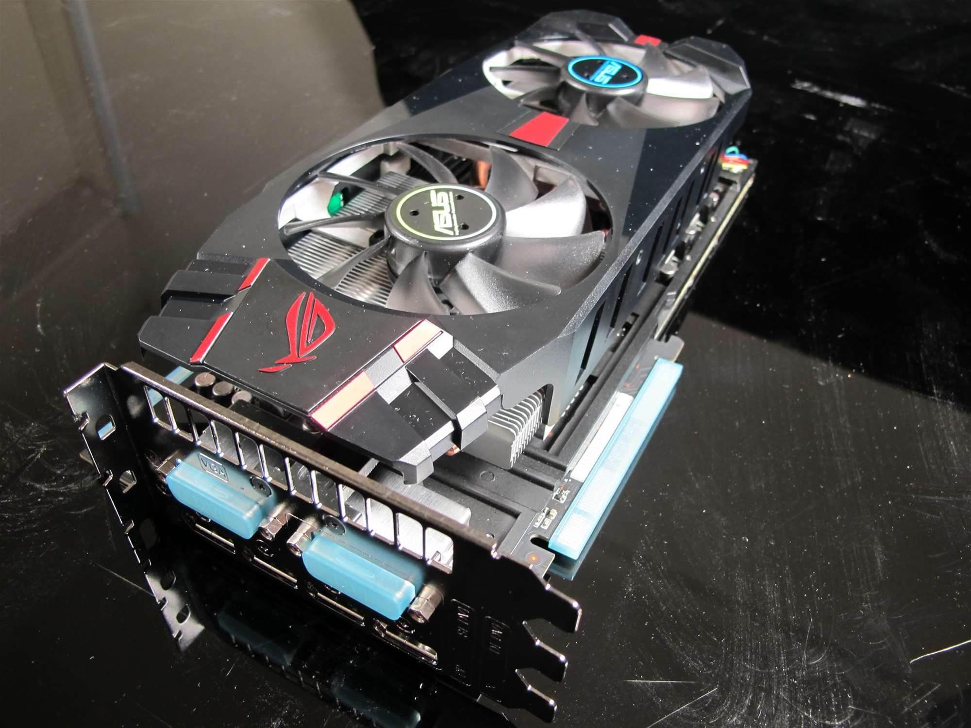 ASUS ROG HD7970 Matrix Platinum
