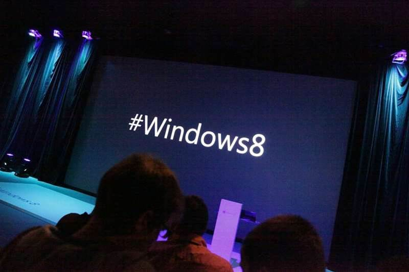 In Pictures: Windows 8 Aussie launch