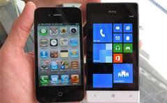 Photos: Nokia Lumia 920, 820, HTC 8X, 8S, Samsung