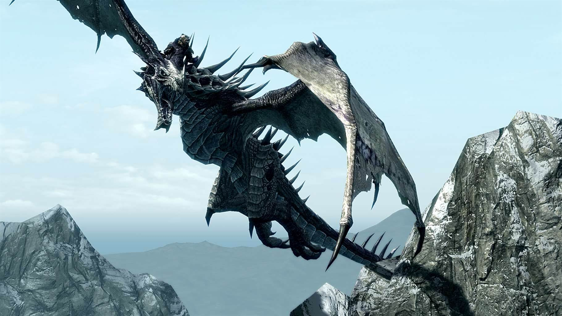 New screens from Dragonborn, the next Skyrim expansion