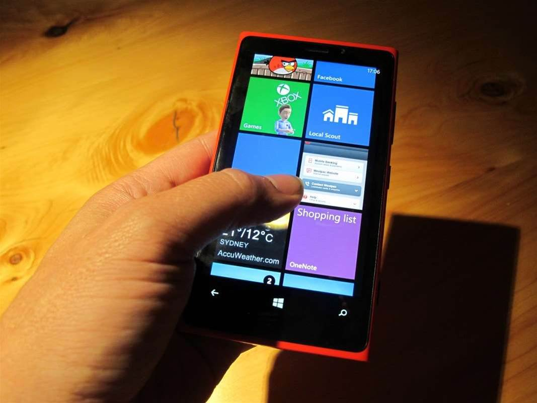 In pictures: Nokia's Sydney Lumia launch