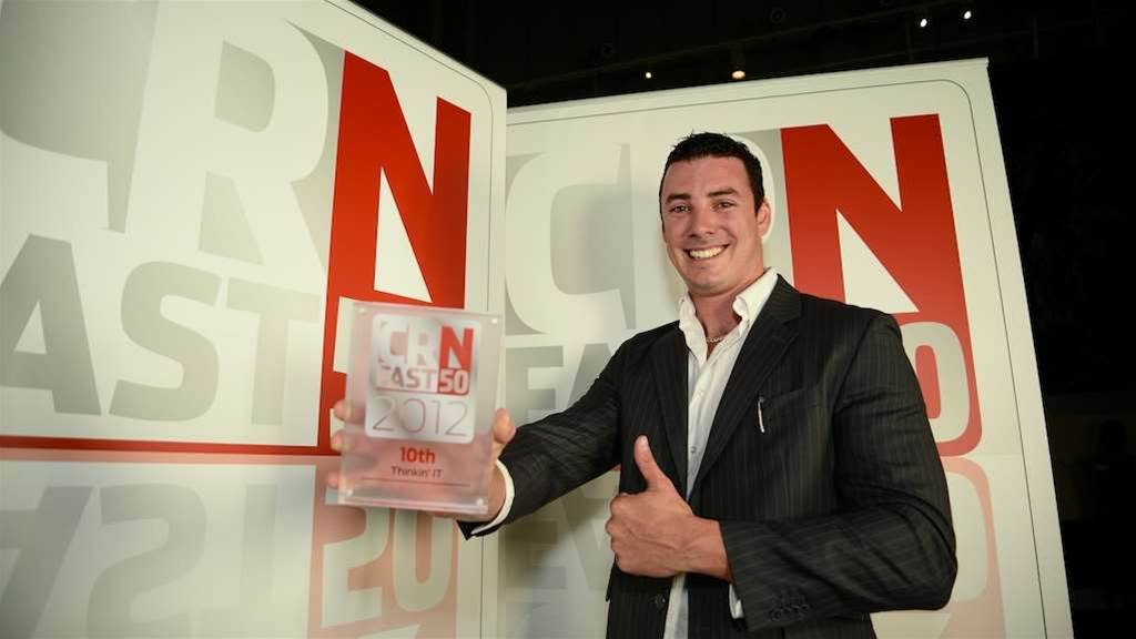 In pictures: Top 10 CRN Fast50 celebrate