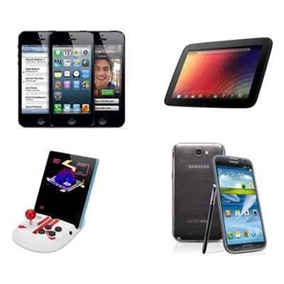 Christmas tech: Gift ideas for 2012