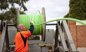 Photos: NBN fibre rollout arrives on NSW Central Coast