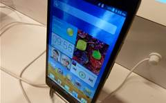 In pictures: Huawei's new flagship handsets