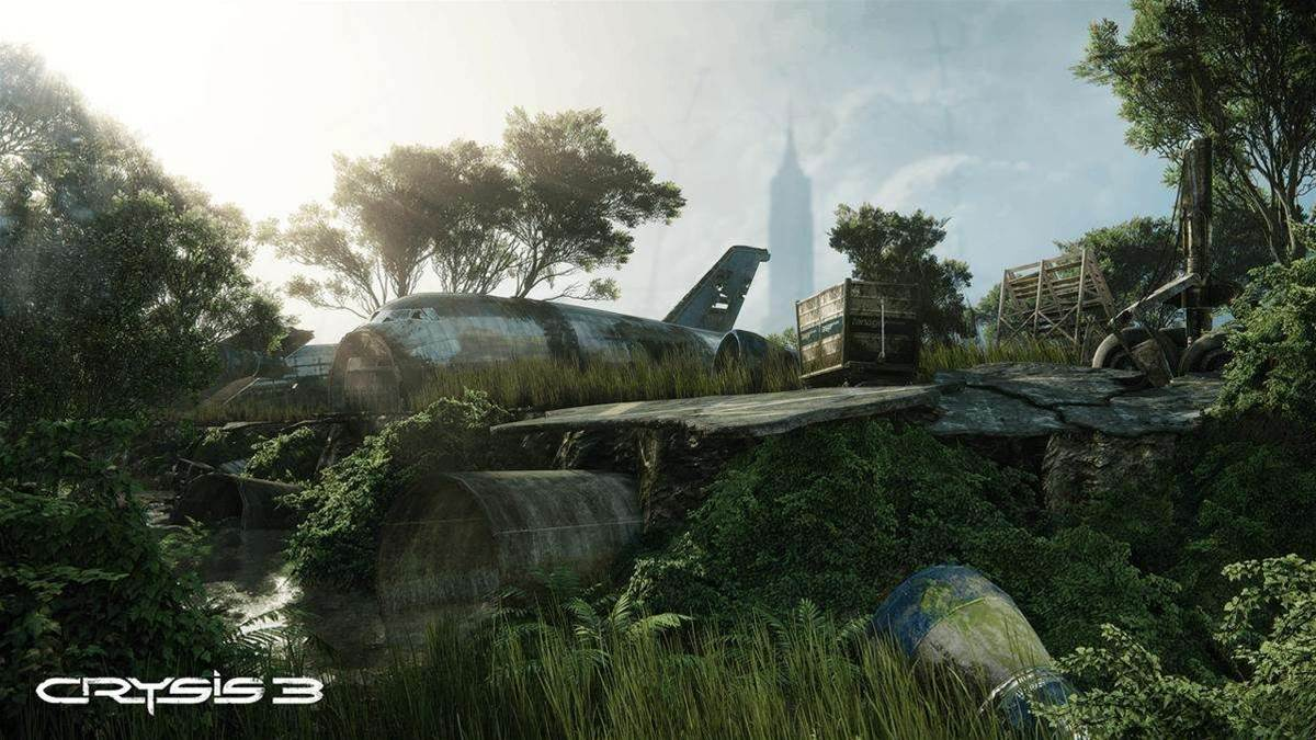 Crysis 3 EA Showcase screenshots
