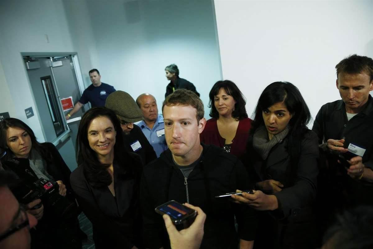 Photos: Facebook Graph Search beta launch