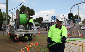 Go West: Blacktown NBN rollout photos