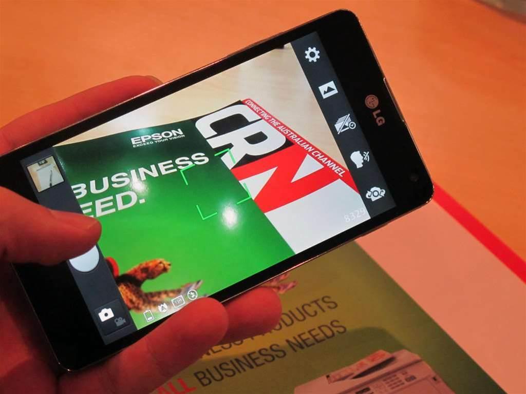 Hands on: 4G LG Optimus G