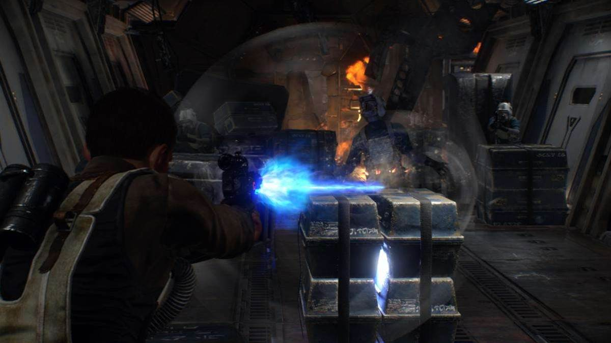 Star Wars 1313 gamescom screenshots