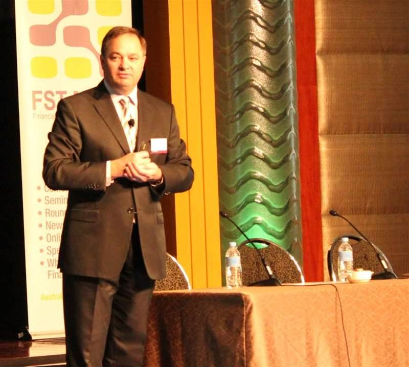 Security in Financial Services Conference Melbourne