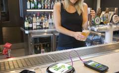 Handy gadgets: A phone charger for pubs, bars, cafes