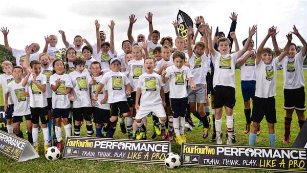 FourFourTwo Performance Coerver Skills Clinics