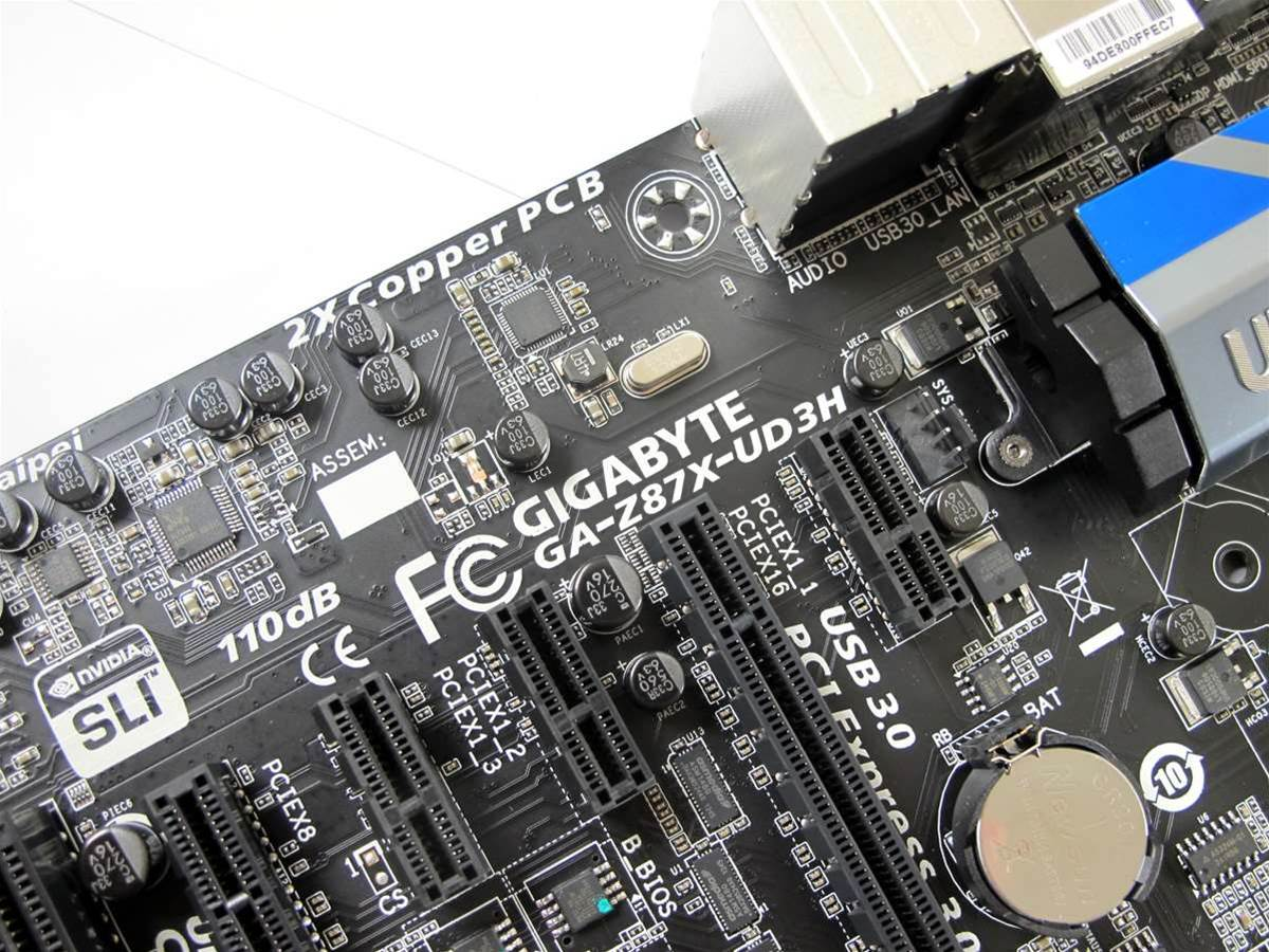 We can't say too much about this upcoming motherboard, but the pictures speak for themselves.