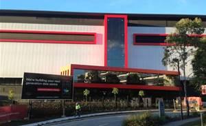Photos: NextDC builds S1 data centre