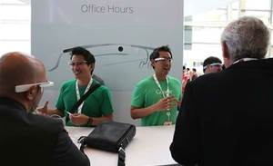 Photos: Google Glass gets real