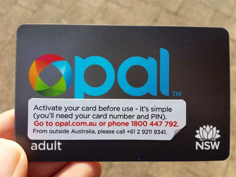 Photos: Sydney's Opal smartcard in use