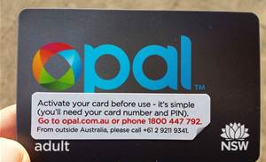 Photos: Sydney's Opal smartcard in use