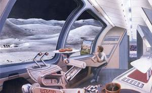 Photos: PayPal Galactic plans to tap the final frontier