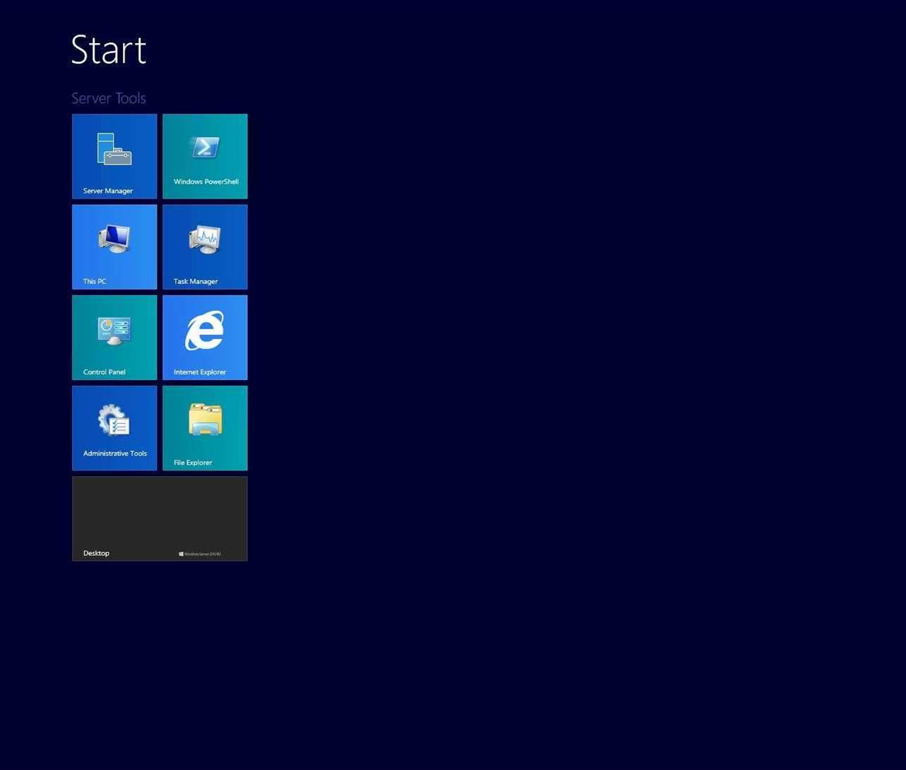 First look: Windows Server 2012 R2 Preview
