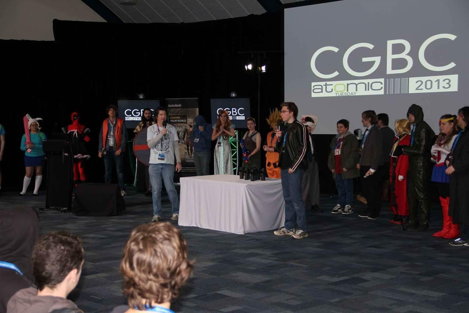 Atomic Tuesday at Monash's Computer Games Bootcamp 2013