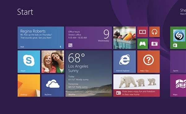 Photos: What's new in Windows 8.1