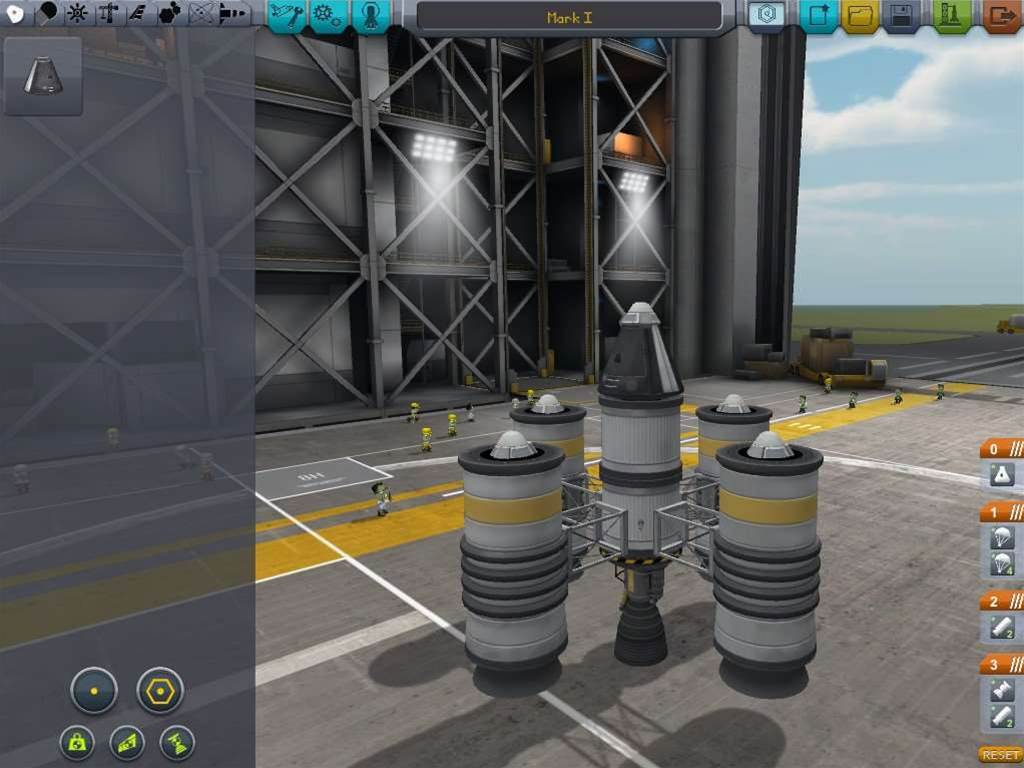 Kerbal Space Program Launches 0.22