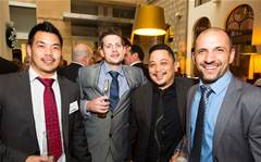 Photos: Channel players celebrate at the CRN Fast50