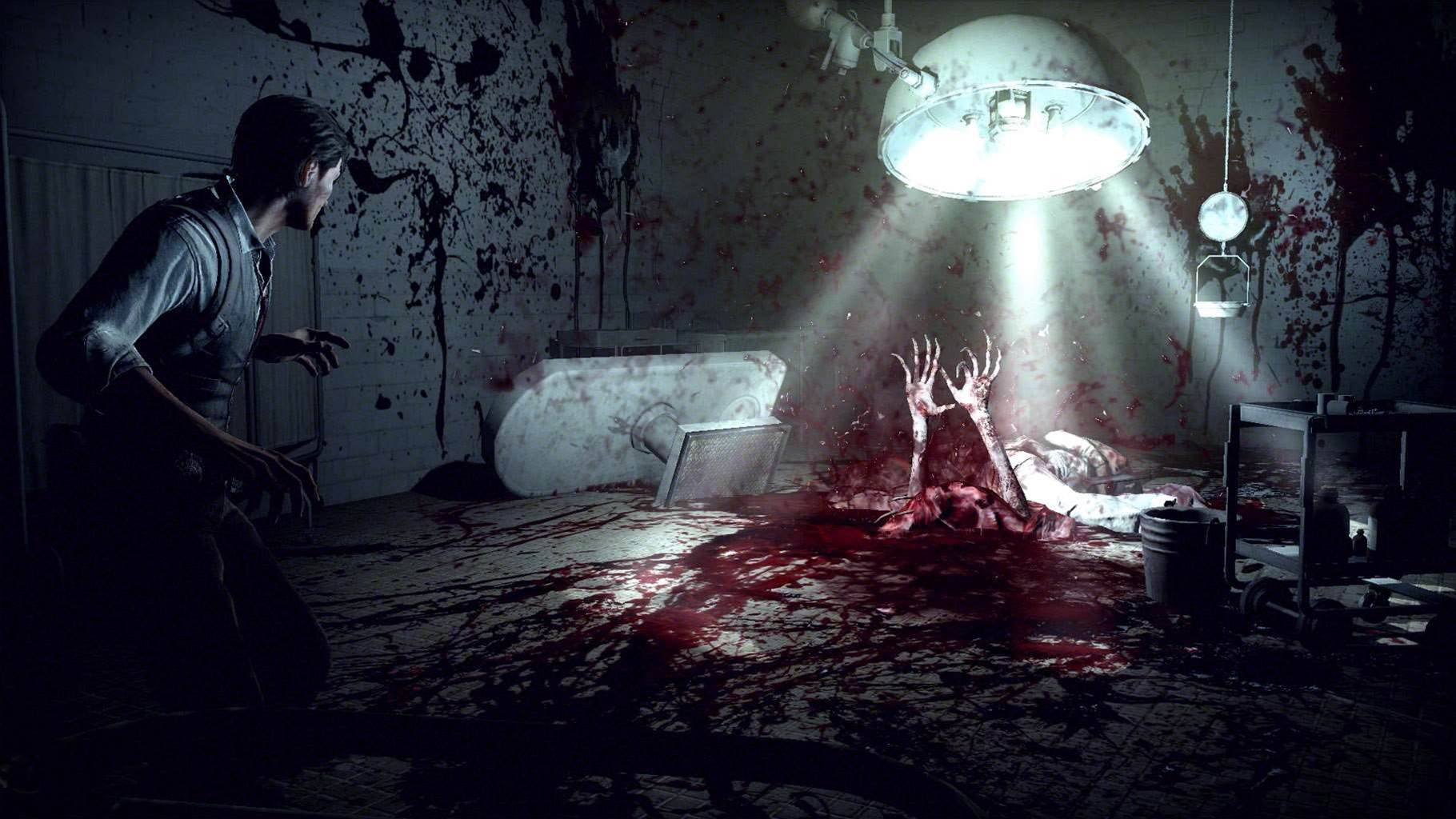 Four new screens from survival horror game The Evil Within