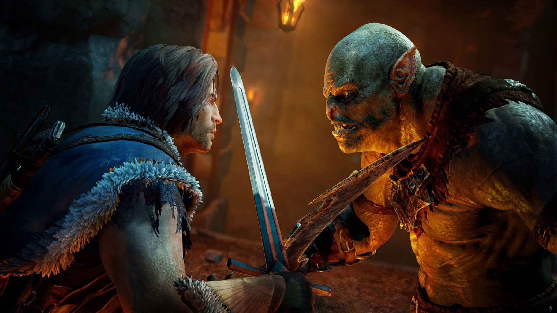 New screens from Middle Earth: Shadow of Mordor