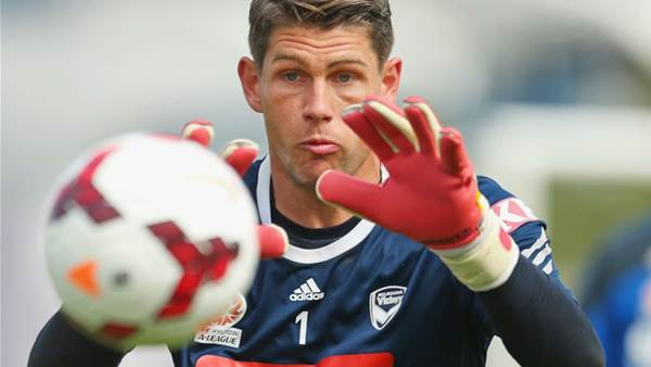 Melbourne Victory training pics